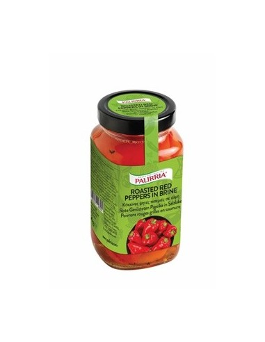 ROASTED RED PEPPERS 680GR
