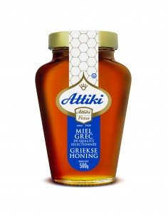 ATTIKI CLASSIC HONEY 500gr