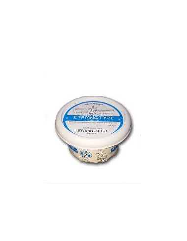 STAMNOTYRI CHEESE NATURAL 200GR