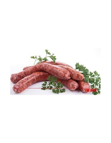 SAUSAGE WITH LEEK AND ONIONS FROM...