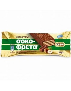 CHOCOFRETA MILK CHOCOLATE...