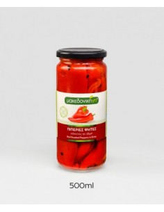 ROASTED RED PEPPERS 465GR