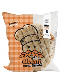 GIANT PITTA BREAD 21CM (6...